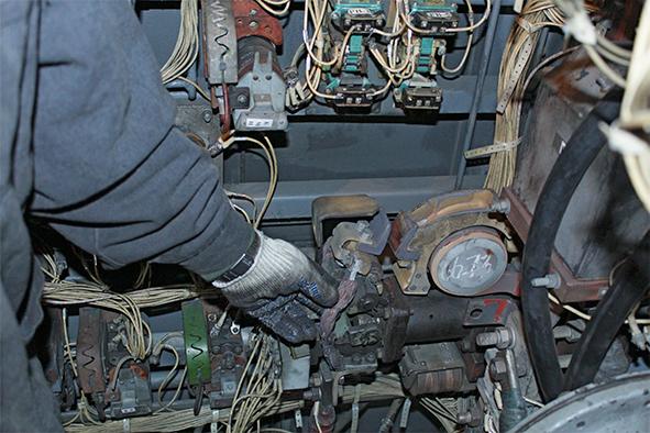 Средний ремонт локомотива, поезда, тепловоза